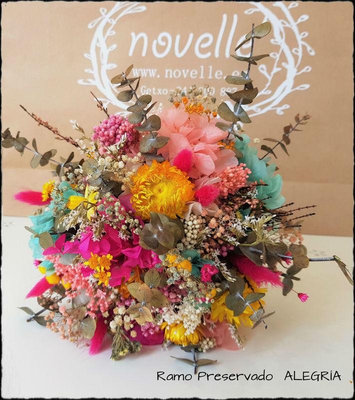 Novelle - Ramos de Novia