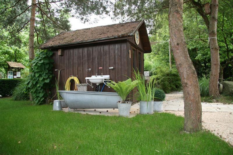 Beispiel: Teichbar, Foto: Traumgarten Thalwil.