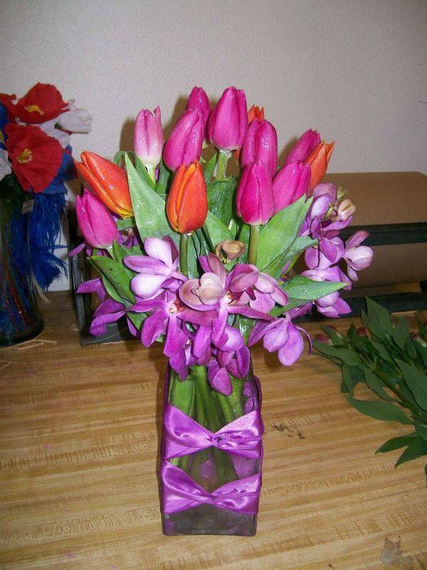 Florería - Happy flowers