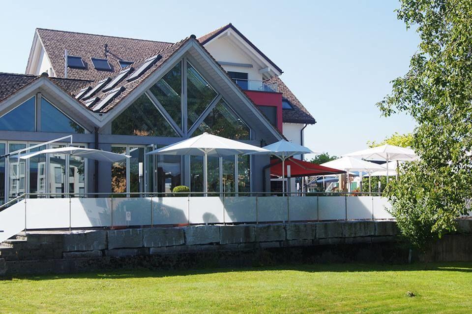 Beispiel: Aussenansicht, Foto: Restaurant Schäfli.