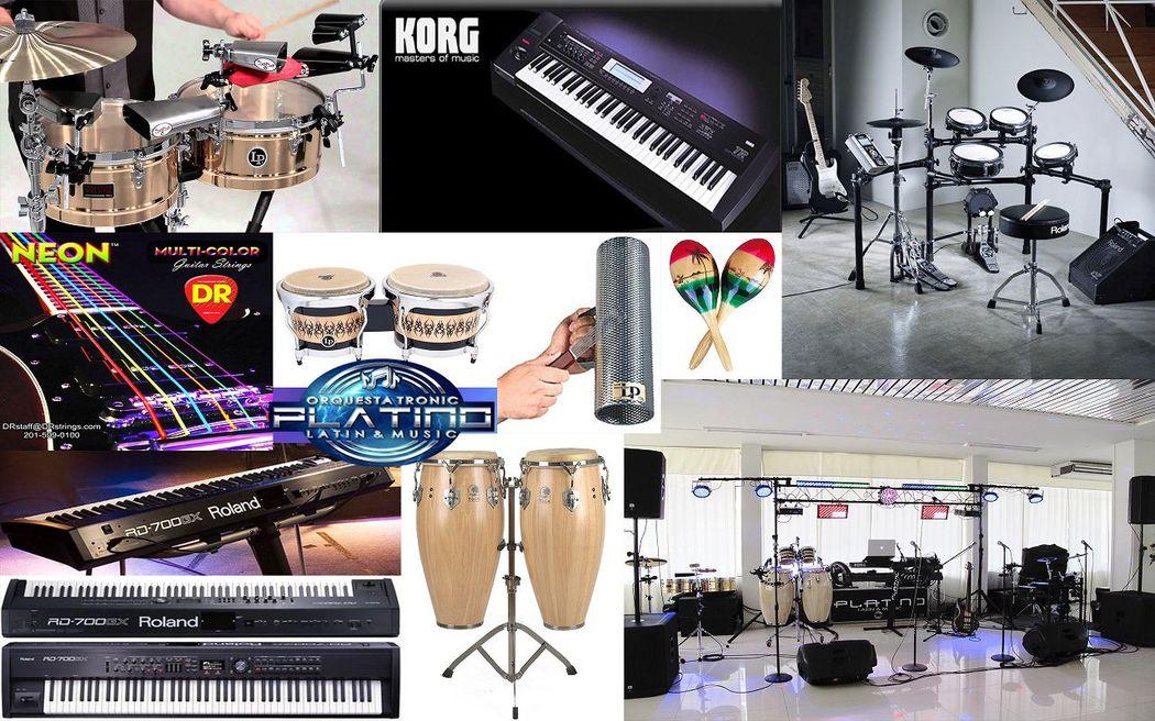 Instrumentos de Primera