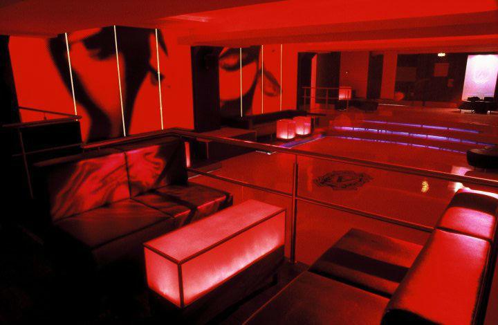 Beispiel: Unterschiedliche Beleuchtung, Foto: A-Lounge Berlin.