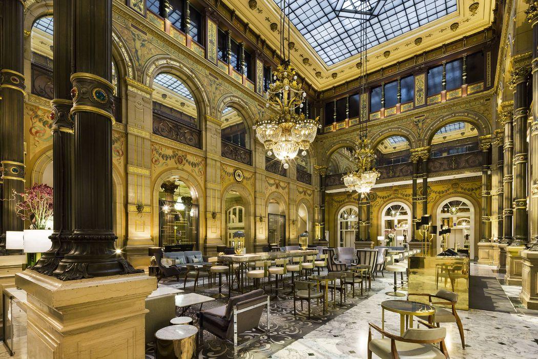 Hotel Hilton Paris Opéra