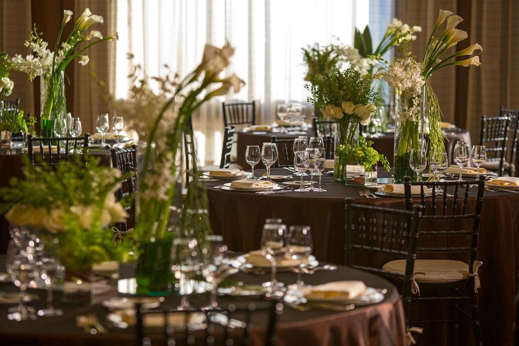 Jw marriott mexico city bodas for Jardin villa xavier jiutepec