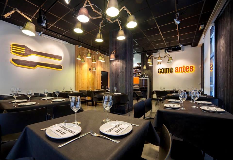 Restaurante Como Antes