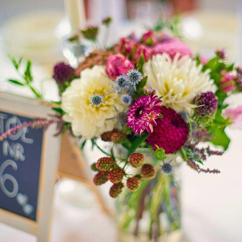 Kwiatem Malowane