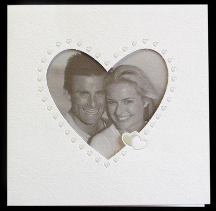 Beispiel: Persönliche Hochzeitseinladungen, Foto: Druckerei Leue.