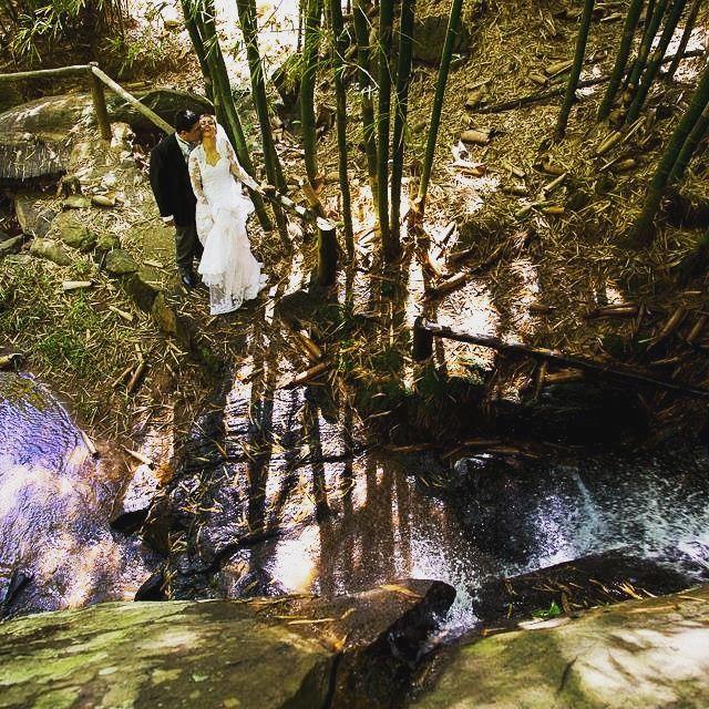 Pousada Fazenda Caturama cachoeira