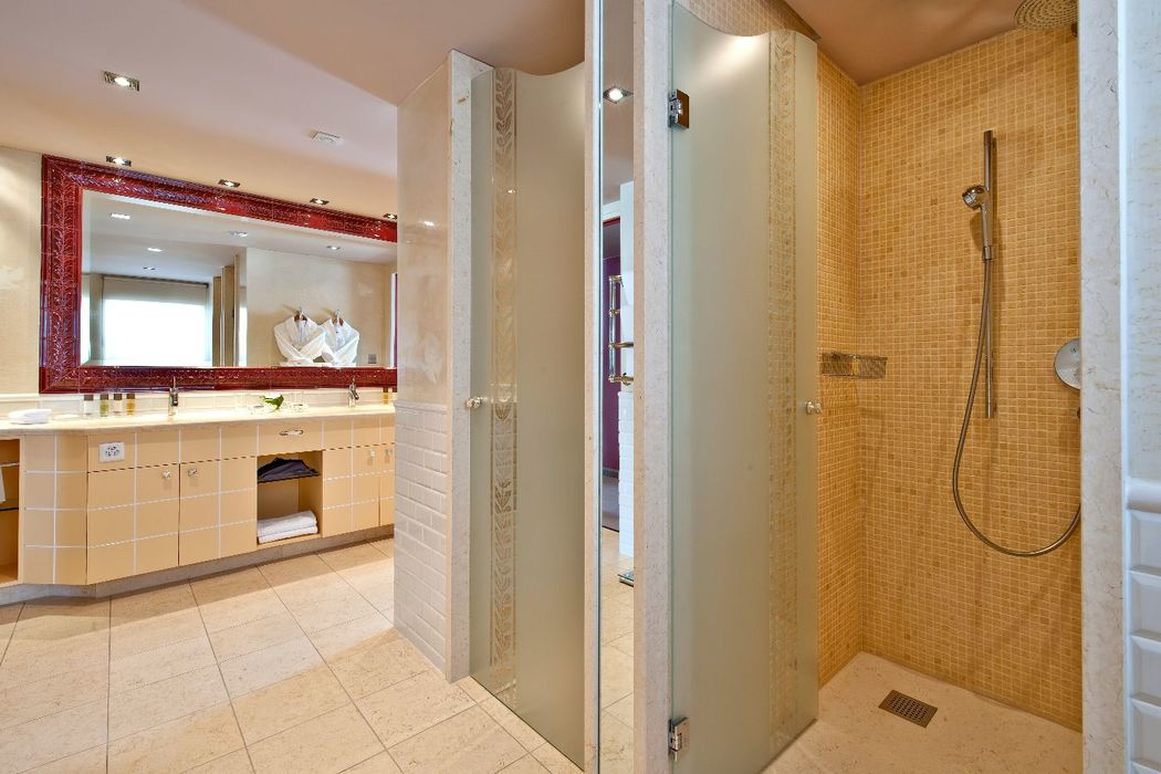 Junior Corner Suite, Badezimmer