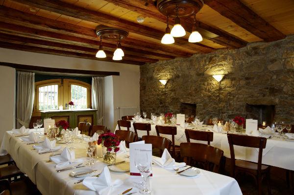 Beispiel: Gaststall, Foto: Gasthaus zum Raben.