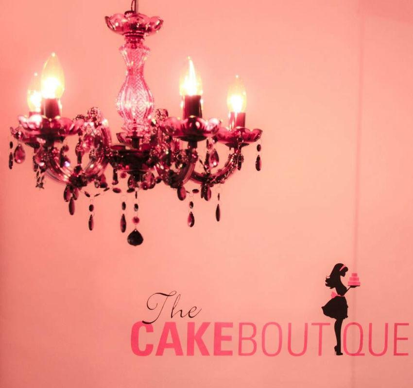 Beispiel: Eindruck vom Ladengeschäft, Foto: The Cake Boutique.