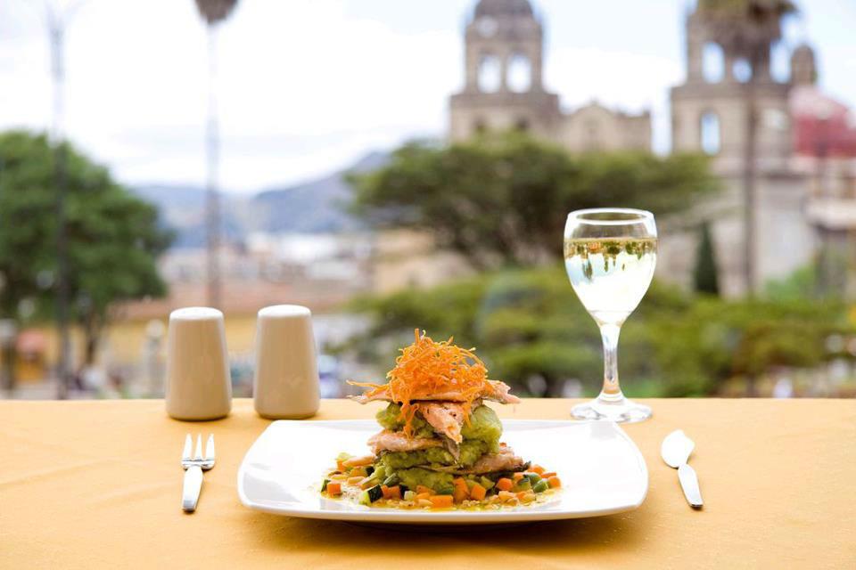 Beispiel: Exotische Küche, Foto: Enchanting Travels.