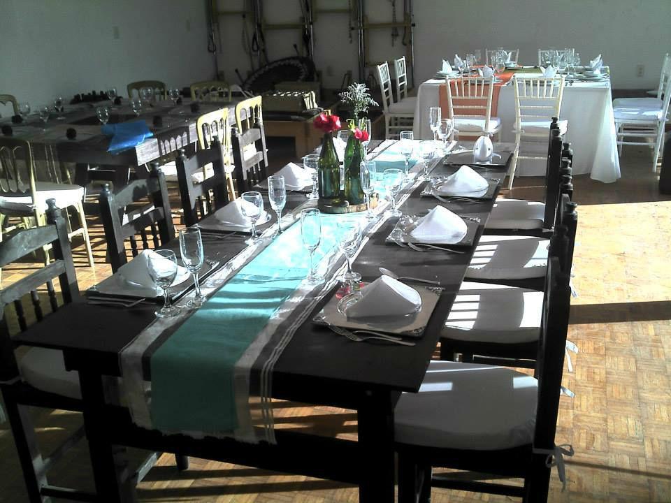 The Paris Banquetes