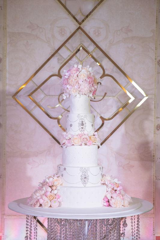 Свадебный торт 50 кг