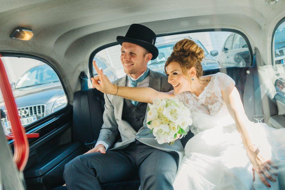 mariés ladie and gentleman