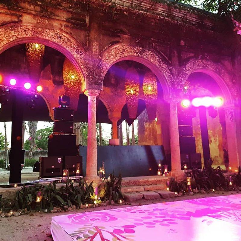 Ledesma Producciones DJ's Wedding Experience