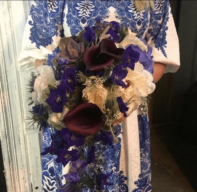 Флорист Наташа Лазарева