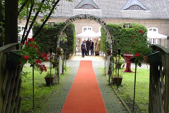 Beispiel: Ihre Hochzeitslocation, Foto: Landhaus Hubertus.