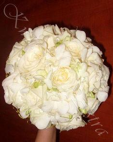 Bukiet ślubny, Pracownia Florystyczna