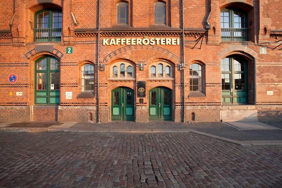 Speicherstadt Kaffeerösterei