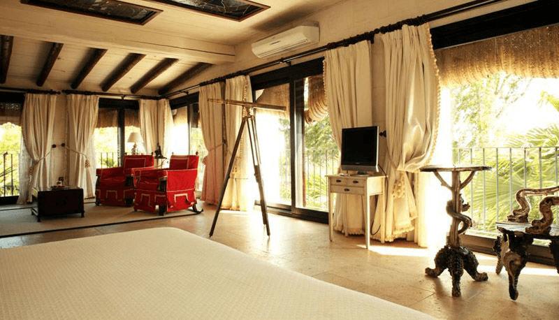 Hotel La Malvasía.