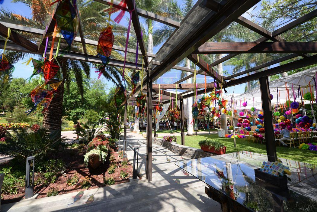 Recepción - Casa Don Luis Jardín Boutique - Oaxaca
