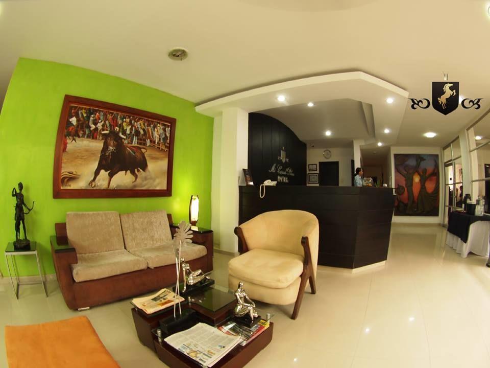 Hotel Mi Corral Plaza