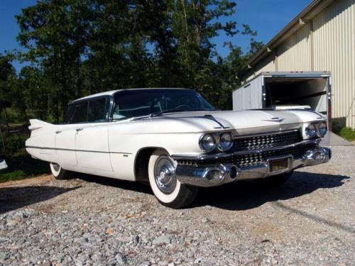 Beispiel: Cadillac Eldorado, Foto: FUNCAB.