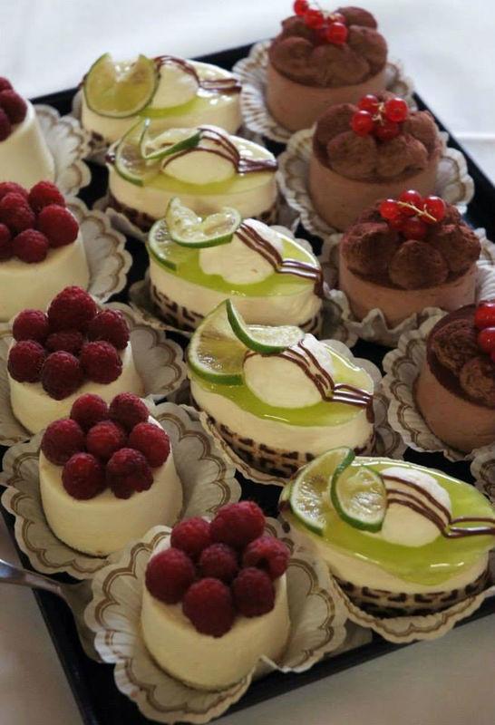 Beispiel: Dessert, Foto: Feste Feiern.