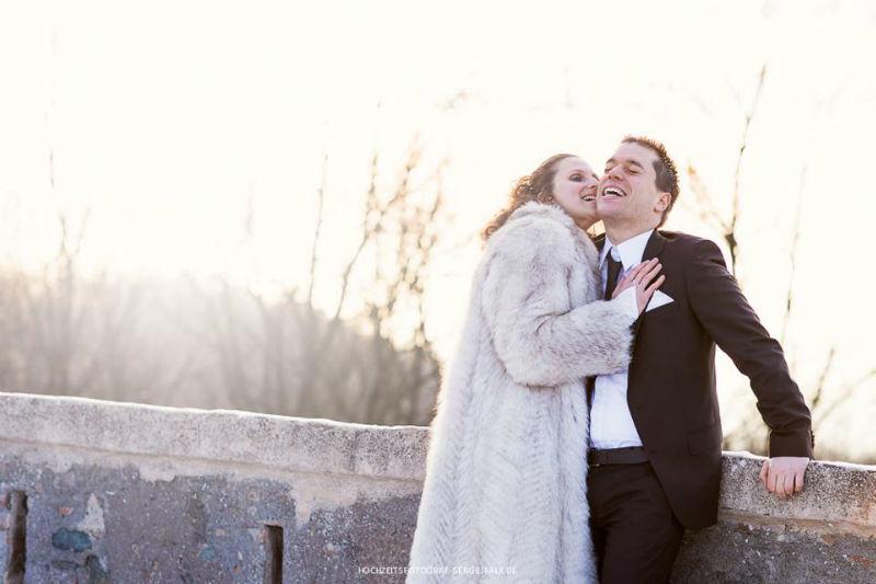 Beispiel: Ihre Hochzeitsreportage, Foto: Sergej Falk.