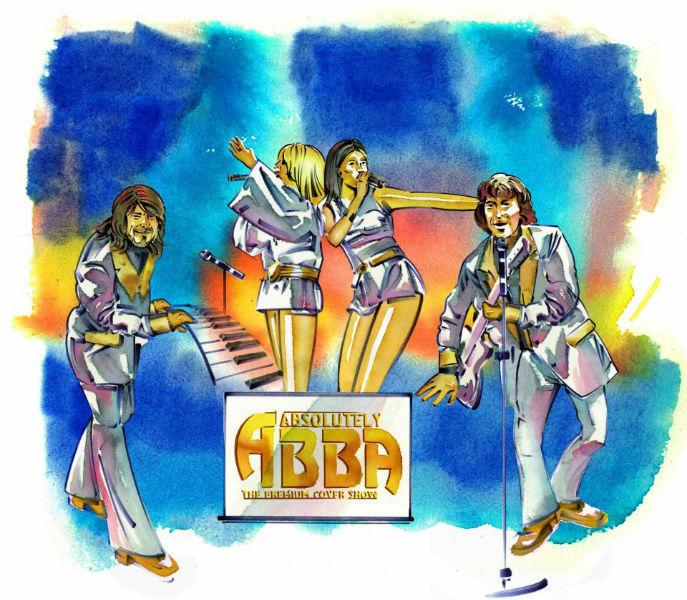 Beispiel: Logo, Video: Absolutely ABBA.