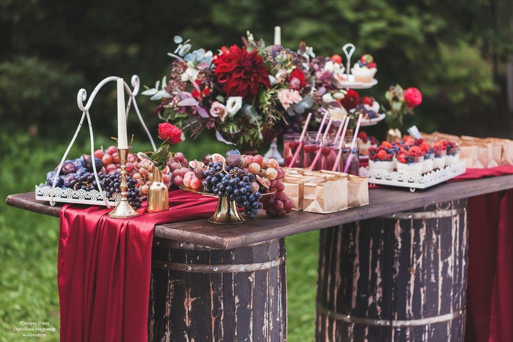Мастерская флористики и декора Пашковой Ольги