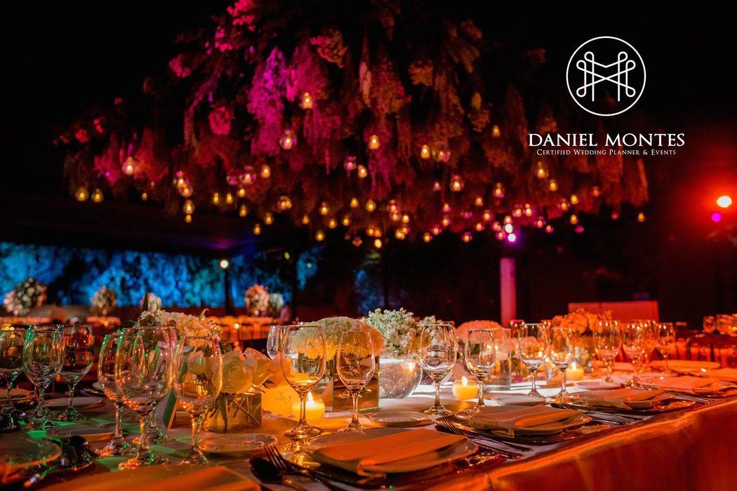 Daniel Montes Certified Wedding Planner