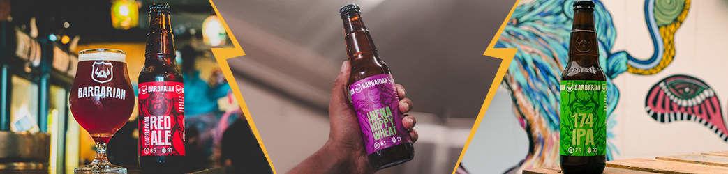 Cervecería Barbarian