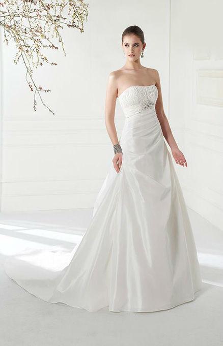 Beispiel: Bekannte Markenhersteller, Foto: Hochzeitssalon Jereb.