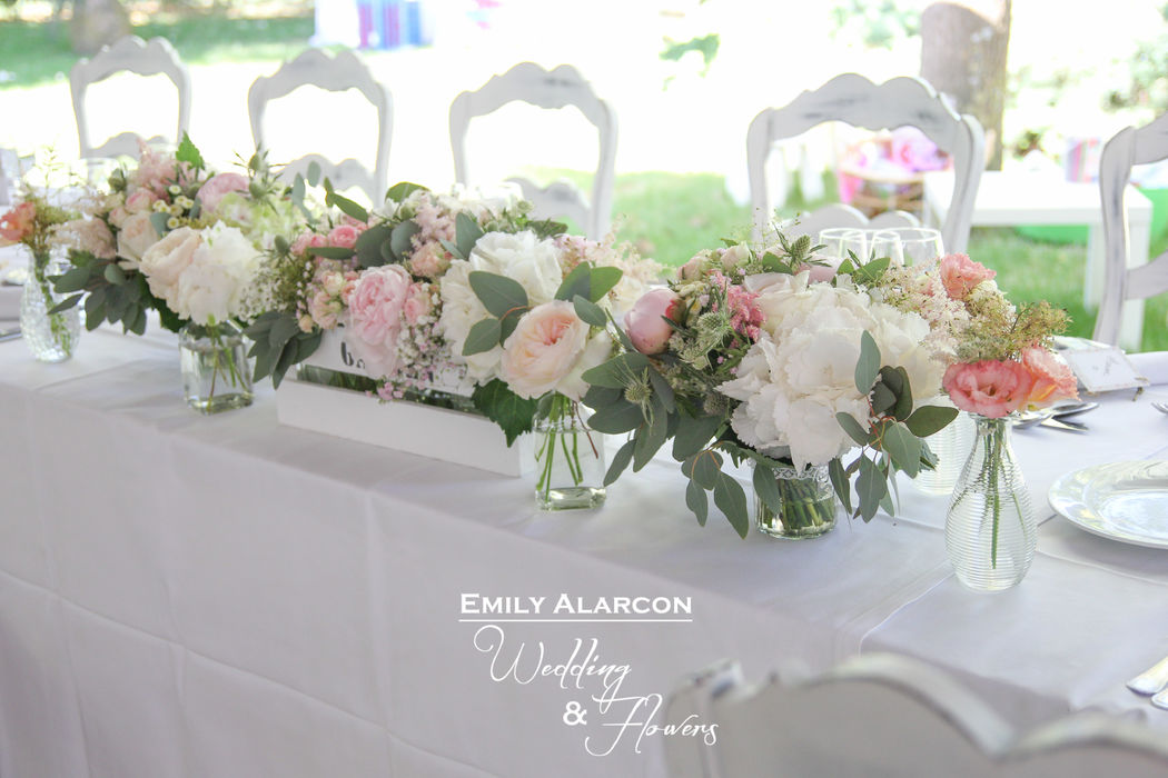Emily Alarcon Wedding & Flowers