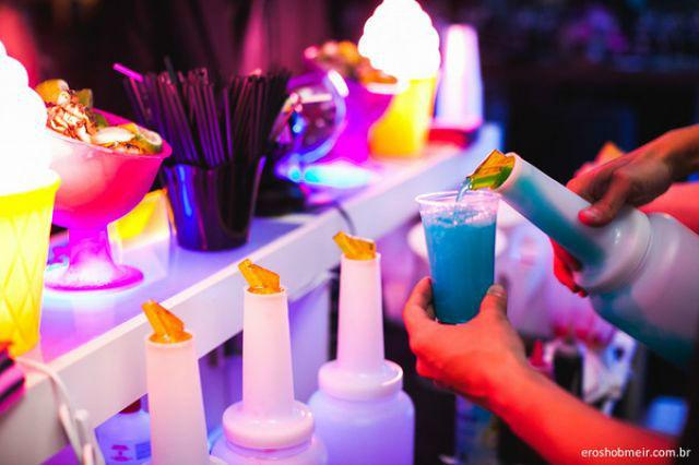 Fire Flair Bartender. Foto: eroshobmeir.com.br