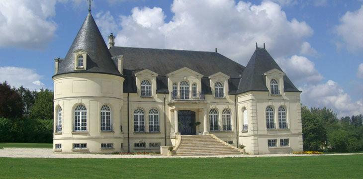 Le Château de Nizy le Comte