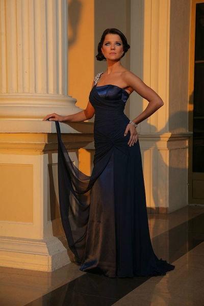 Suknie wieczorowe w salonie Langoria w Gdańsku