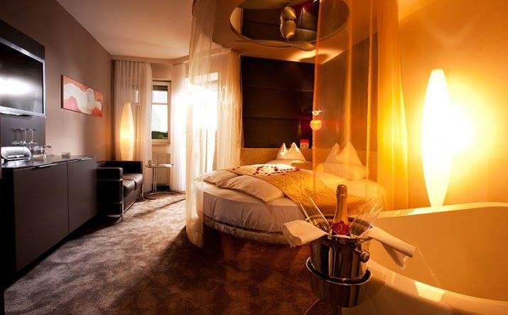 Beispiel: Zimmer, Foto: Maiers Kuschelhotel Loipersdorf Deluxe.
