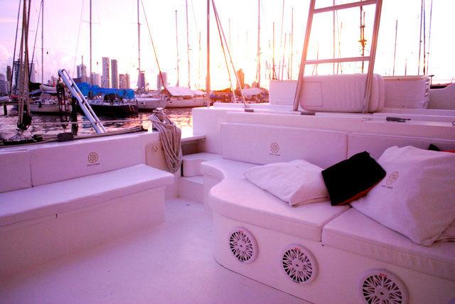 Maxicat Catamaran
