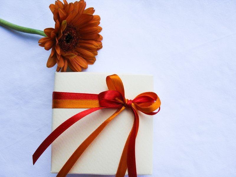 Beispiel: Rot und Orange, Foto: Giorti.