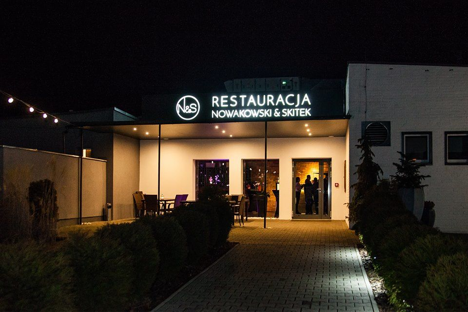 Restauracja Nowakowski & Skitek Owińska