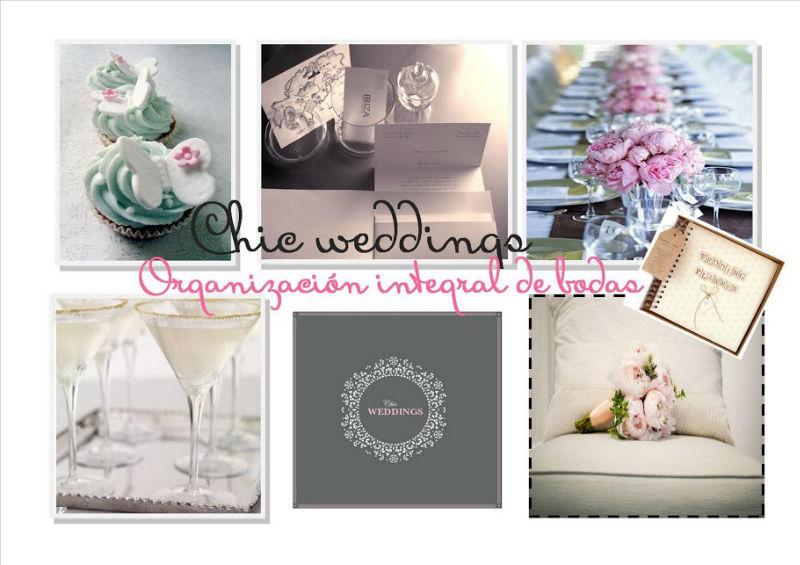 Organización integral y personalizada de la boda