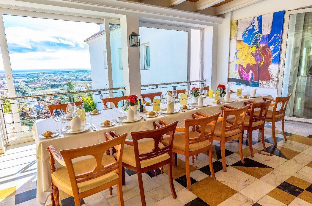 Restaurante Amador - Hotel***Villa Guadalupe
