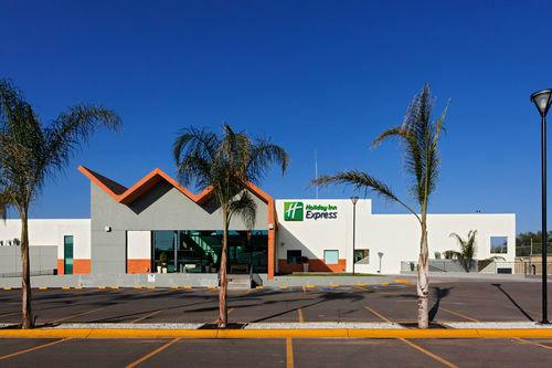 Holiday Inn Express San Juan del Río para celebrar tu boda en Querétaro