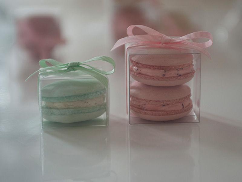 Macarons Gastgeschenke | Foto: Die Zuckerbäckerin