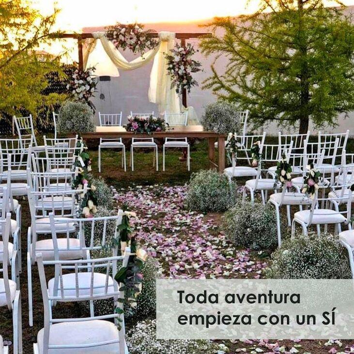 El Recuerdo Jardín de Eventos