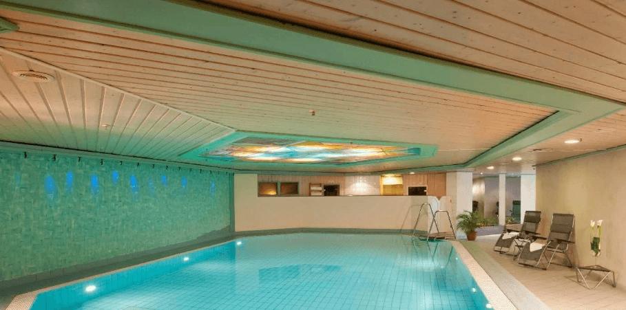 Beispiel: Spa-Bereich, Foto: Maritim Hotel Magdeburg.