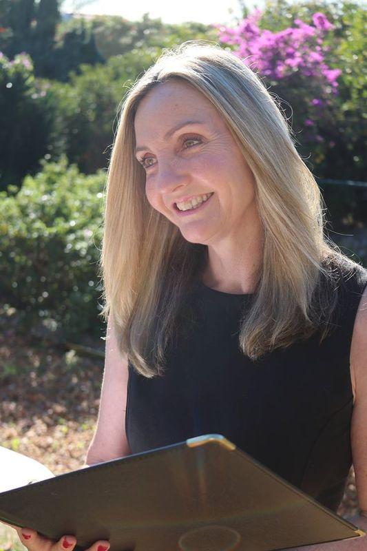 Celebrante Jane Welch